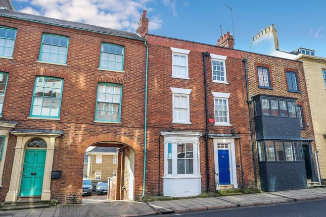 Thumbnail Town house for sale in Derngate, Northampton