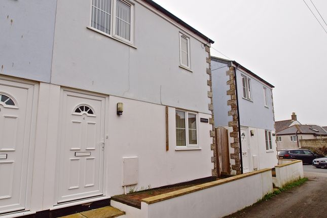 Thumbnail Semi-detached house for sale in Buckfield Row, Camborne