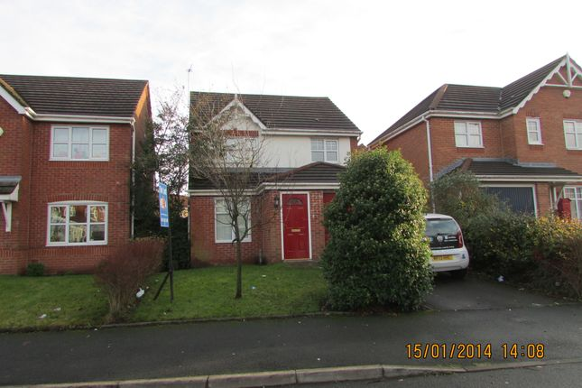 Thumbnail Detached house to rent in Howgill Crescent, Oldham