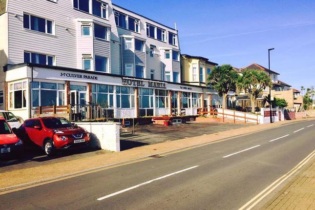 Thumbnail Hotel/guest house for sale in Culver Parade, Sandown