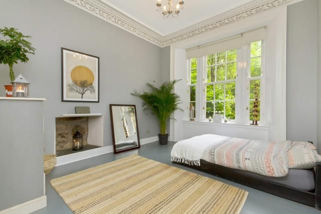 Master Bedroom of Hill Street, Garnethill, Glasgow, Lanarkshire G3