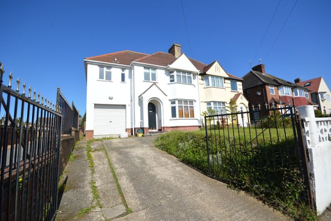 Thumbnail Semi-detached house for sale in Layer Road, Colchester