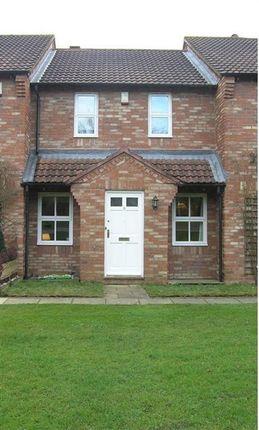 Thumbnail Terraced house to rent in Abbots Lea, Dalton Piercy, Hartlepool