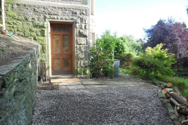 Thumbnail Flat to rent in Drummond Terrace, Crieff