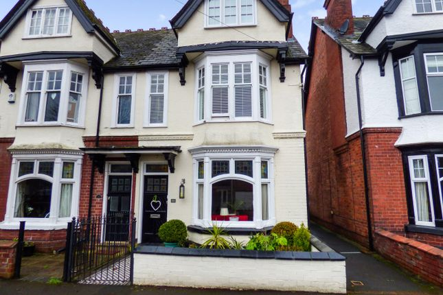 Thumbnail Semi-detached house for sale in Imperial Court, Kidderminster