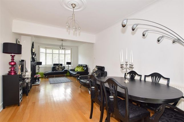 Thumbnail End terrace house for sale in Beresford Gardens, Romford, Essex