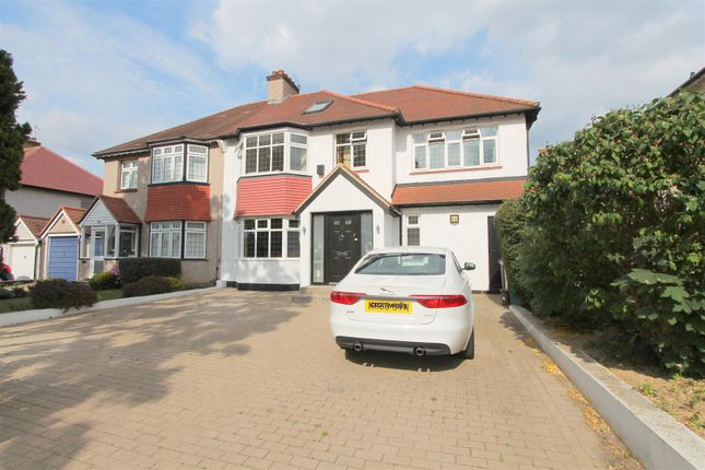 Thumbnail Semi-detached house for sale in Foresters Drive, Wallington
