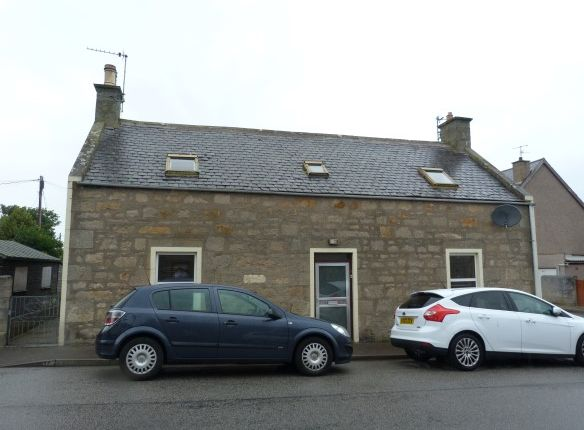 Thumbnail Detached house to rent in 8 Victoria Street, Lossiemouth