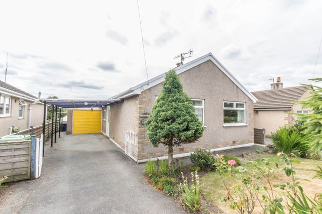 Thumbnail Detached bungalow for sale in Moorside Road, Endmoor, Kendal
