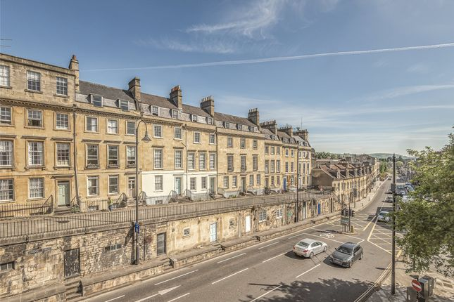 View To Front of Cleveland Place West, Bath, Somerset BA1
