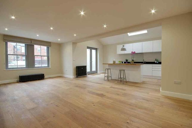 Thumbnail End terrace house to rent in Devonshire Square, Harrogate