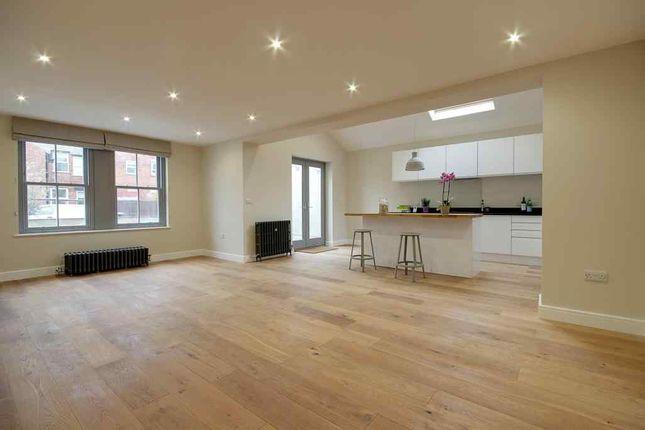 Thumbnail End terrace house to rent in Devonshire Square, Harrogate