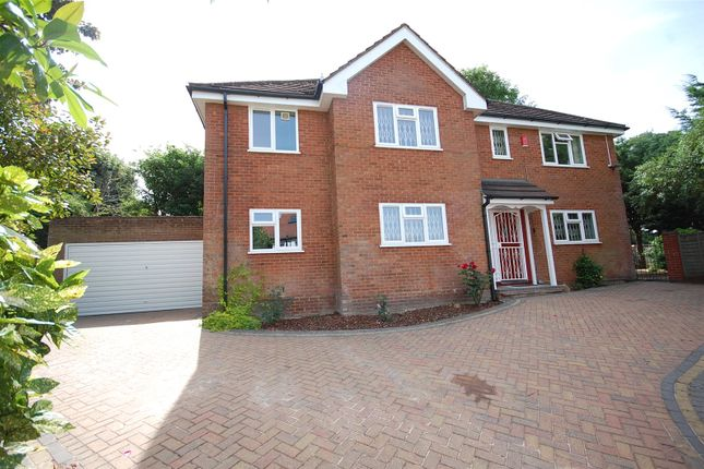 4 bed detached house for sale in Church Crescent, Finchley, London