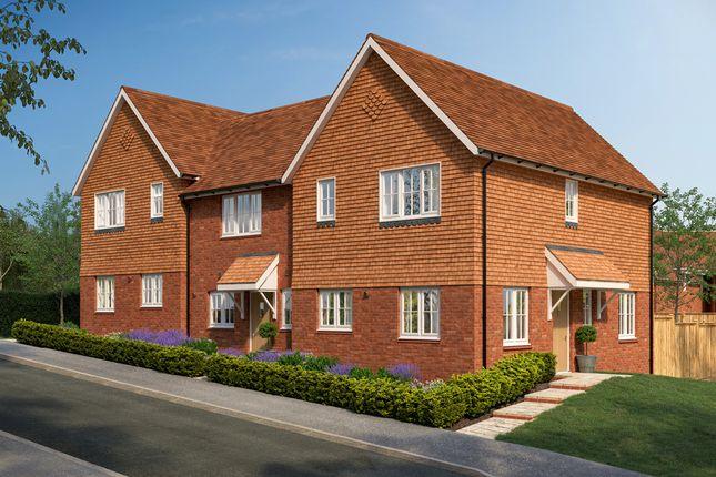 2 bed terraced house for sale in London Road, Battle TN33
