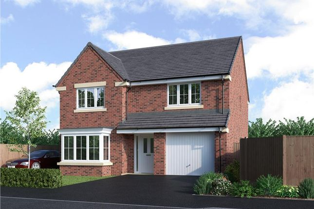 """Thumbnail Detached house for sale in """"Chadwick"""" at Lammack Road, Blackburn"""
