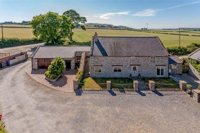 Thumbnail Detached house for sale in Caerwys Road, Cwm Dyserth, Rhyl, Clwyd