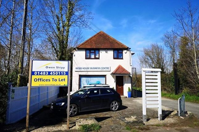 Office to let in Webb House Business Centre, Portsmouth Road, Ripley