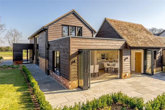 Thumbnail Detached house for sale in Church Lane, Warfield, Berkshire