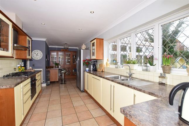 Thumbnail Detached house for sale in Newmans Close, Broadstairs, Kent