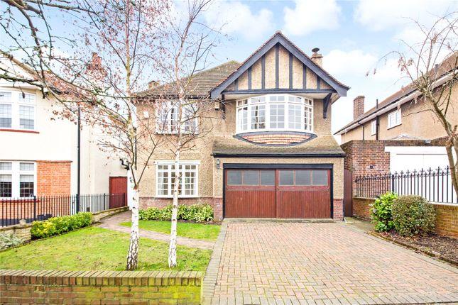 Thumbnail Detached house for sale in Glenesk Road, Eltham Park, London
