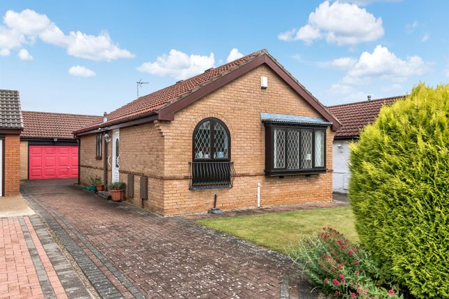 Thumbnail Bungalow for sale in Balmoral Drive, Beverley, East Yorkshire