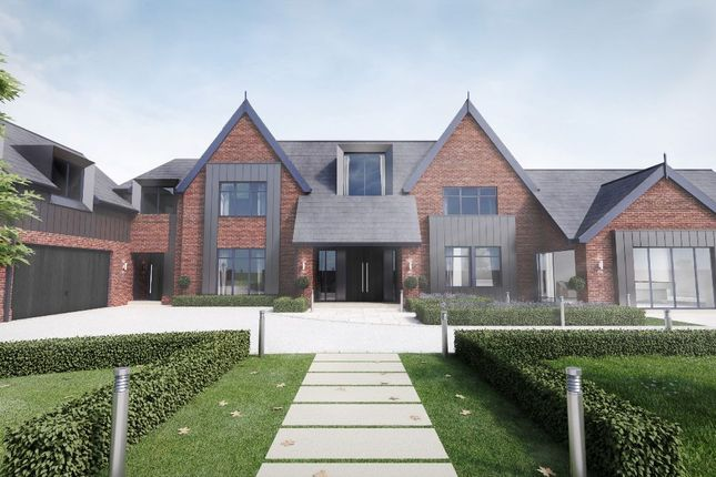 5 bed detached house for sale in Prestbury Road, Wilmslow