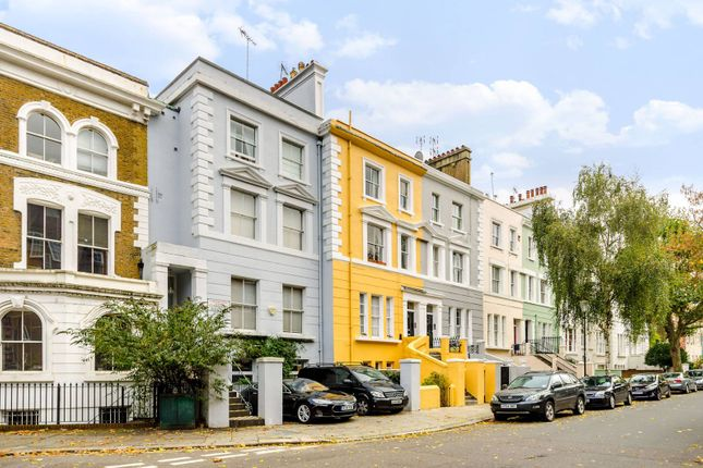 Thumbnail Flat to rent in Clarendon Road, Holland Park