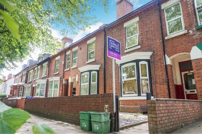 Thumbnail Terraced house for sale in Christ Church Road, Doncaster