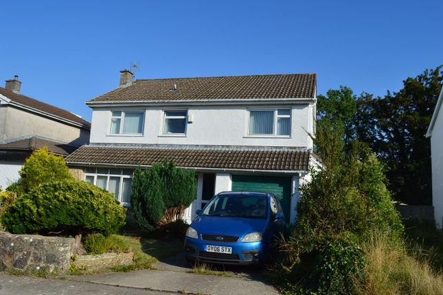 Thumbnail Detached house for sale in Nant Yr Adar, Llantwit Major