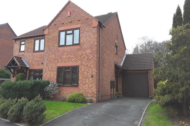 Thumbnail Property for sale in Columbine Way, Donnington, Telford