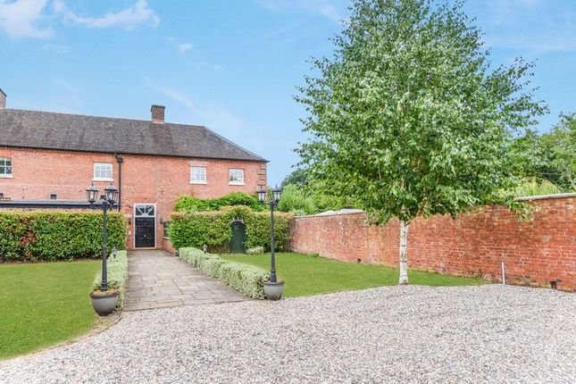 Thumbnail Flat for sale in Clive House, Styche, Market Drayton