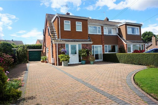 Thumbnail Semi-detached house for sale in Hicks Common Road, Winterbourne