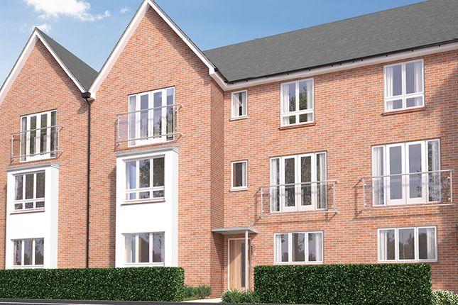 Thumbnail Semi-detached house for sale in The Tavistock, Belsteads Farm Lane, Little Waltham, Chelmsford, Essex