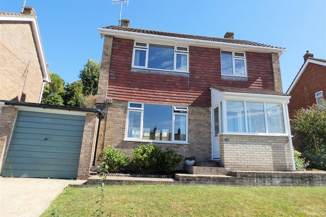 Thumbnail Detached house for sale in Winchester Way, Willingdon, Eastbourne