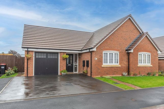 3 bed detached bungalow for sale in Earls Way, High Ercall, Telford TF6