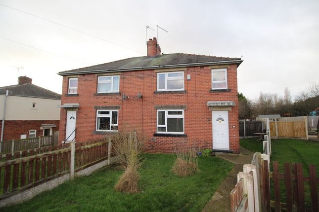 Thumbnail Semi-detached house for sale in Thornely Avenue, Dodworth, Barnsley