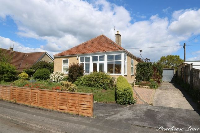 Thumbnail Bungalow for sale in Stonehouse Lane, Combe Down, Bath
