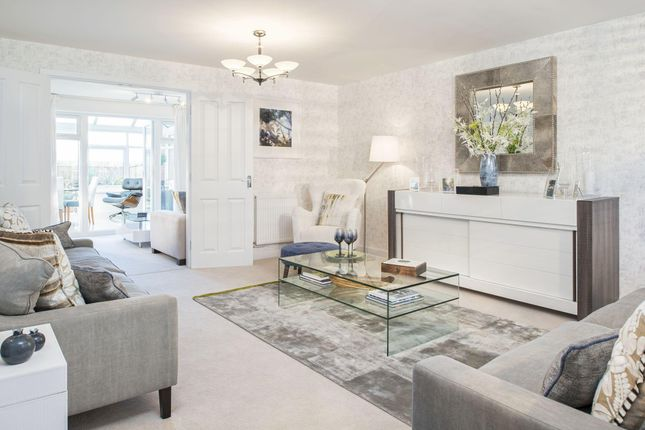 """Thumbnail Detached house for sale in """"Balshaw"""" at Adlington Road, Wilmslow"""