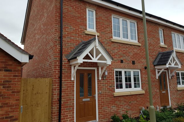 Thumbnail Semi-detached house for sale in Willow Way, Drayton, Abingdon