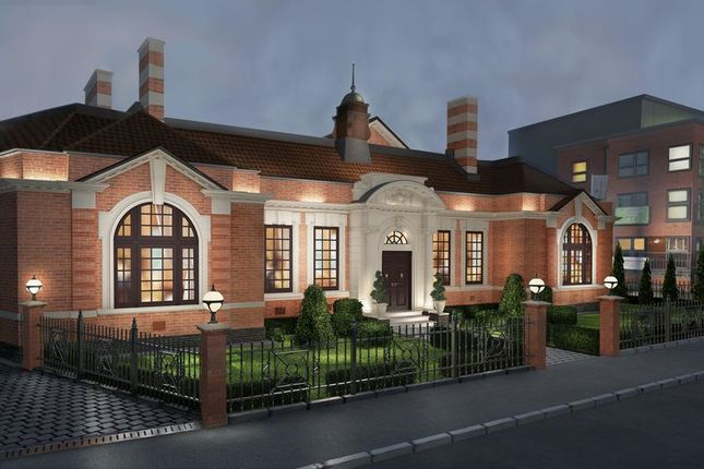 Thumbnail Flat for sale in The Court House, Bridgwater