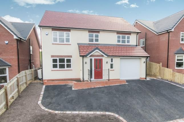 Front of Cranfield, Rhydygaled, Mold, Flintshire CH7
