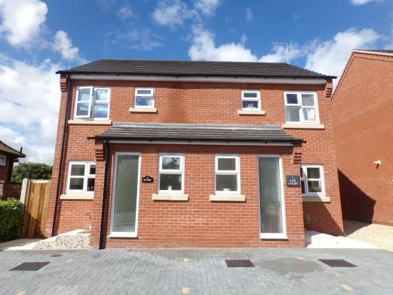 Thumbnail Semi-detached house for sale in Barons Close, Fakenham, Norfolk