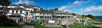 Thumbnail Pub/bar for sale in Chy Bar & Koola Club, 12 Beach Road, Newquay
