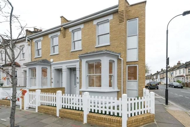 Thumbnail End terrace house for sale in Letchford Gardens, London