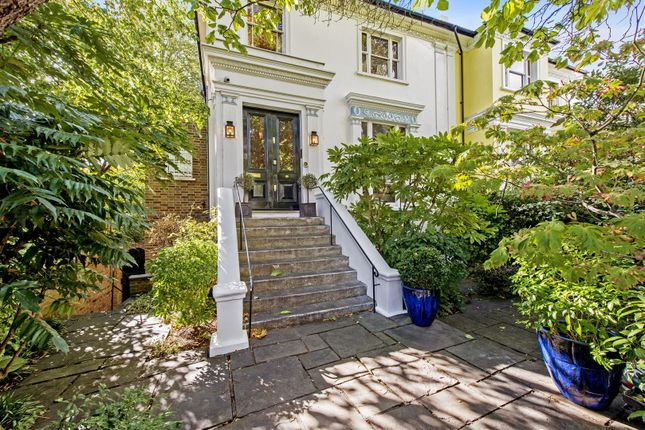 Semi-detached house for sale in Loudoun Road, St Johns Wood