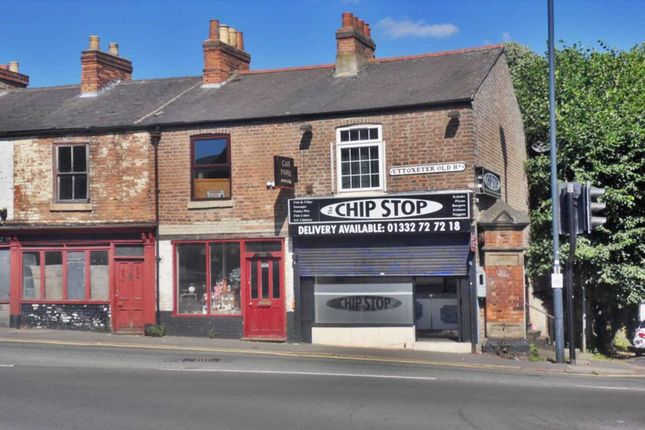Thumbnail Industrial to let in Uttoxeter Old Road, Derby