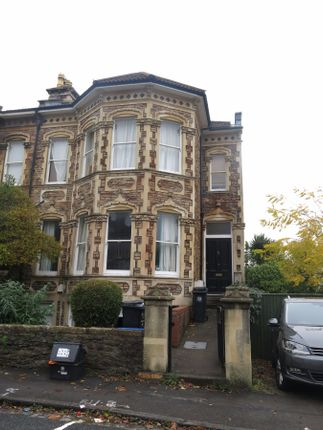 Thumbnail Maisonette to rent in Ravenswood Road, Cotham, Bristol