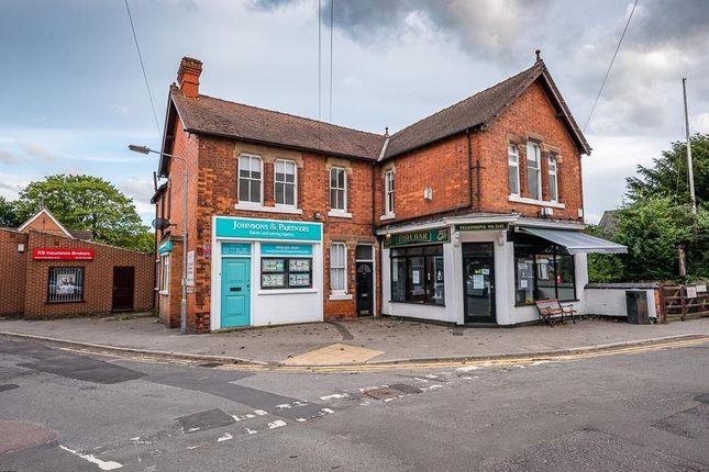 3 bed flat to rent in Main Street, Burton Joyce, Nottingham NG14