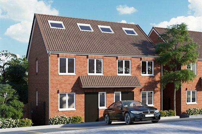 Thumbnail Semi-detached house for sale in Clarke Place, Deans Close, Luton, Bedfordshire