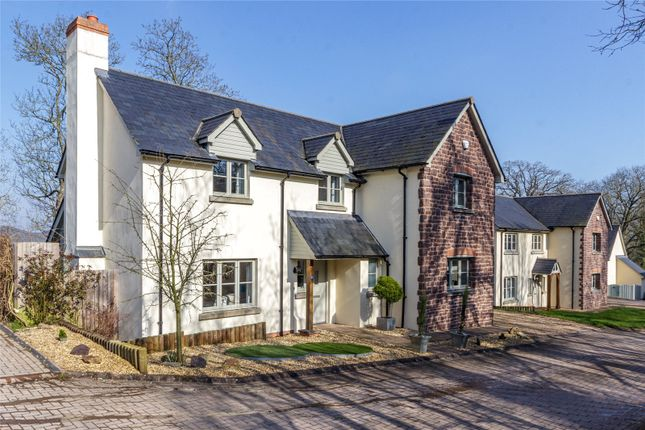 Thumbnail Detached house for sale in Caradoc Meadow, Sellack, Ross-On-Wye, Herefordshire